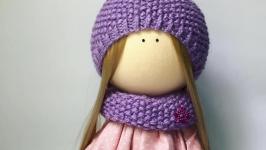Интерьерная куколка ручной работы, есть другие куколки в наличии