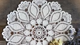 Салфетка ′Винтажный цветок′