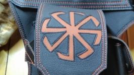 Набедренная сумка для мотоциклистов
