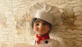 Помощник на кухне Повар Семен
