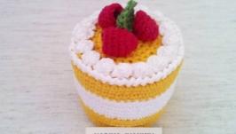 Торт-тістечко