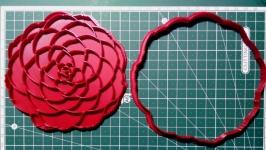 ′Камелія′ Форма для печива та пряників