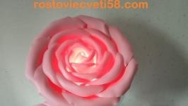Светильник-торшер 3 розы