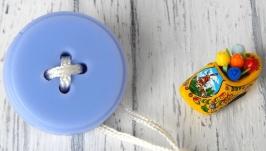 Мыло на шнурке ′Button′