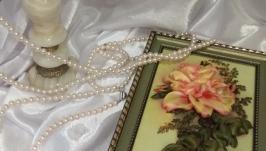 Картина миниатюра′Прекрасная фея.′
