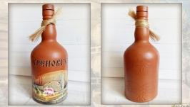 Графин для спиртных напитков Хреновуха