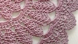 Салфетка ′Пыльная роза′