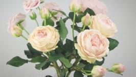 Цветы ручной работы. Розы.