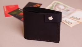 Кожаный бумажник Newmax