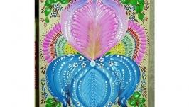 Доска декоративная ′Сказка ириса′