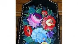 Доска сувенирная ′ Цветы Урала′