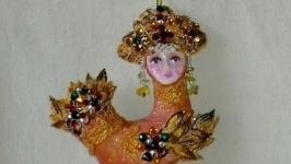 Птица Золотая