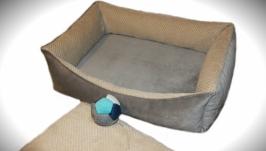 Нежный лежак для маленьких собак