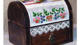 Шкатулка ′Старый бабушкин сундук′