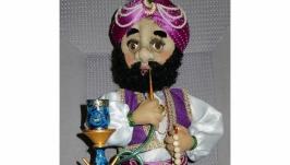 Кукла интерьерная ′Персидский шах′