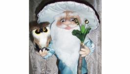 Кукла интерьерная ′Старичок-лесовичок′