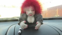 кукла попик ДПС.
