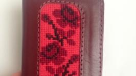 Комплект: обкладинка на водійські права з брелком