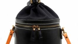 сумочка ′Bucket bag black′