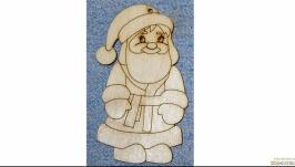 Подвеска ′Дед Мороз′