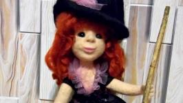 кукла Маленькая ведьма Линда