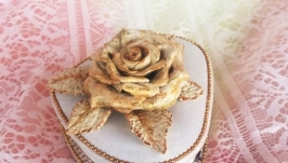 Шкатулка для свадебных колец Романтическая встреча