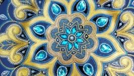 Тарелка декоративная. ′Восточная′