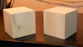 Кубики обыкновенные 5х5х5 см
