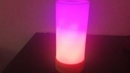 Лампа с психоделическим воздействием