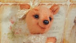 Тедди мишка ′ абрикосовая ваниль′