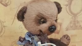 Мишка Тедди лавандовая панда
