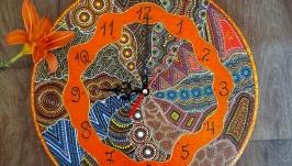 часы ′ Африканські мотиви′