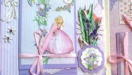 Фотоальбом История юной принцессы