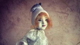 Облачко. Кукла примитив. Авторская интерьерная кукла