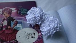 Резинки ′ Белые розы′