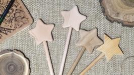 Звезда на палочке