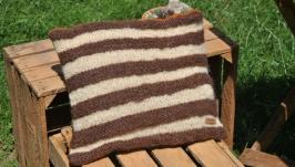 В′язана подушка
