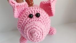 Свинка-брелок