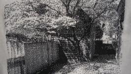 картина ′Колониальная тропинка′