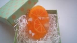 Мыло апельсиновое