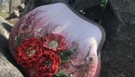 Валяная сумка ′Лето′