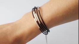 Кожаный браслет ′Kirra′