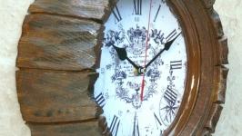 Часы настенные ′старая бочка′. N 8