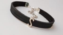 Кожаный браслет ′Shirley′