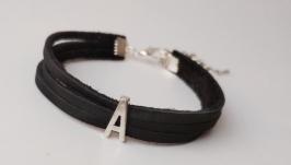Кожаный браслет ′Alana′