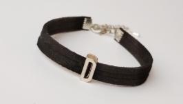 Замшевый браслет ′Doris′