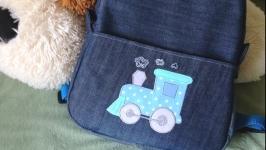 Рюкзак для дитини 2-5 років