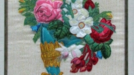 Цветочный рог изобилия