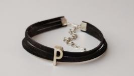 Кожаный браслет ′Paula′