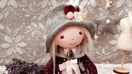 Лялька інтер′єрна